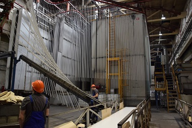 Almacen de aluminio Torrejon de Ardoz