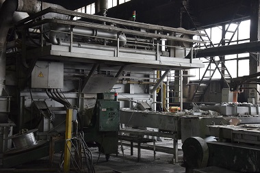fabrica de aluminio San Sebastian de los Reyes