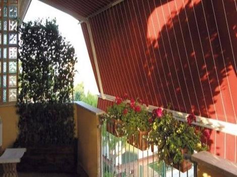 Toldo de Balcon San Sebastian de los Reyes