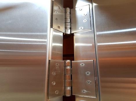 puertas metalicas Pinto